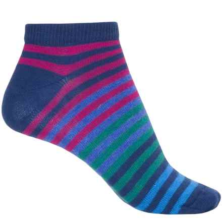 b.ella Gale Socks - Ankle (For Women) in Navy - Closeouts