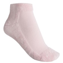 b.ella Medi Socks - Below-the-Ankle (For Women) in Pink Petal - Closeouts