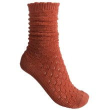 b.ella Missy Socks (For Women) in Orange - Closeouts