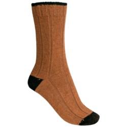 b.ella Nelly Crew Socks (For Women) in Copper