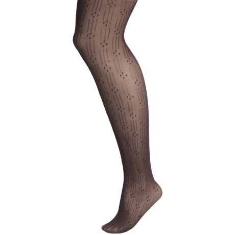 b.ella Sally Tights - Microfiber (For Women) in Grey