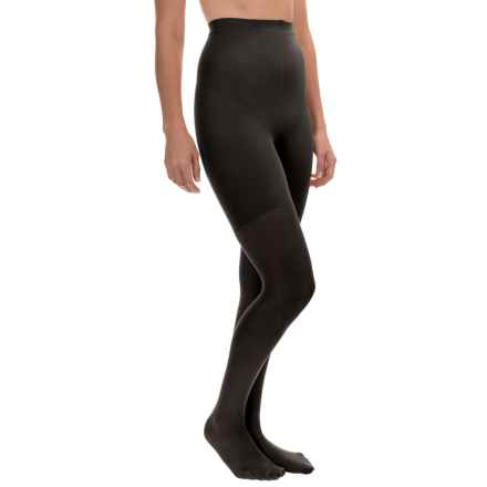 b.ella Sharmi Sheer Shapewear Tights - Mid Rise (For Women) in Black - Closeouts