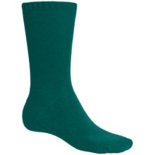 b.ella Stefano Socks - Wool-Cashmere, Crew (For Men) in Teal - Closeouts