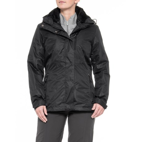 Image of Bella System Jacket - Waterproof, Insulated 3-in-1 (For Women)