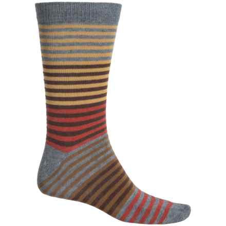 b.ella Vanya Socks - Crew (For Men) in Grey - Closeouts