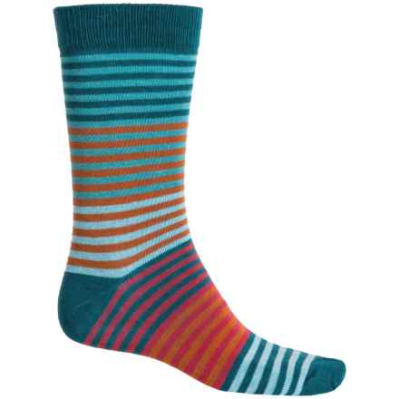 b.ella Vanya Socks - Crew (For Men) in Teal - Closeouts