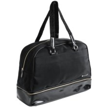 Belly Basics The Weekender Diaper Satchel (For Women) in Black - Closeouts