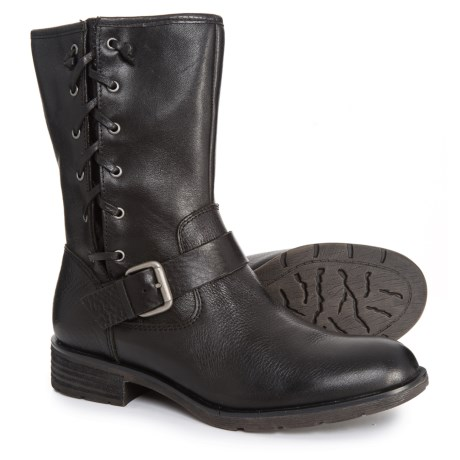 Image of Belmont Boots - Leather (For Women)