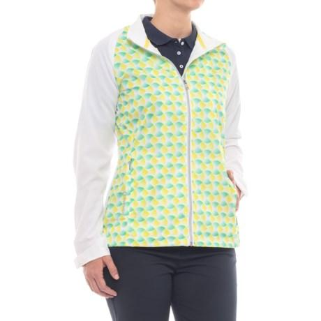 Image of Belmont Windwear Jacket - Short Sleeve (For Women)