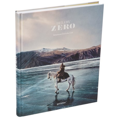 Image of Below Zero Book - Hardcover
