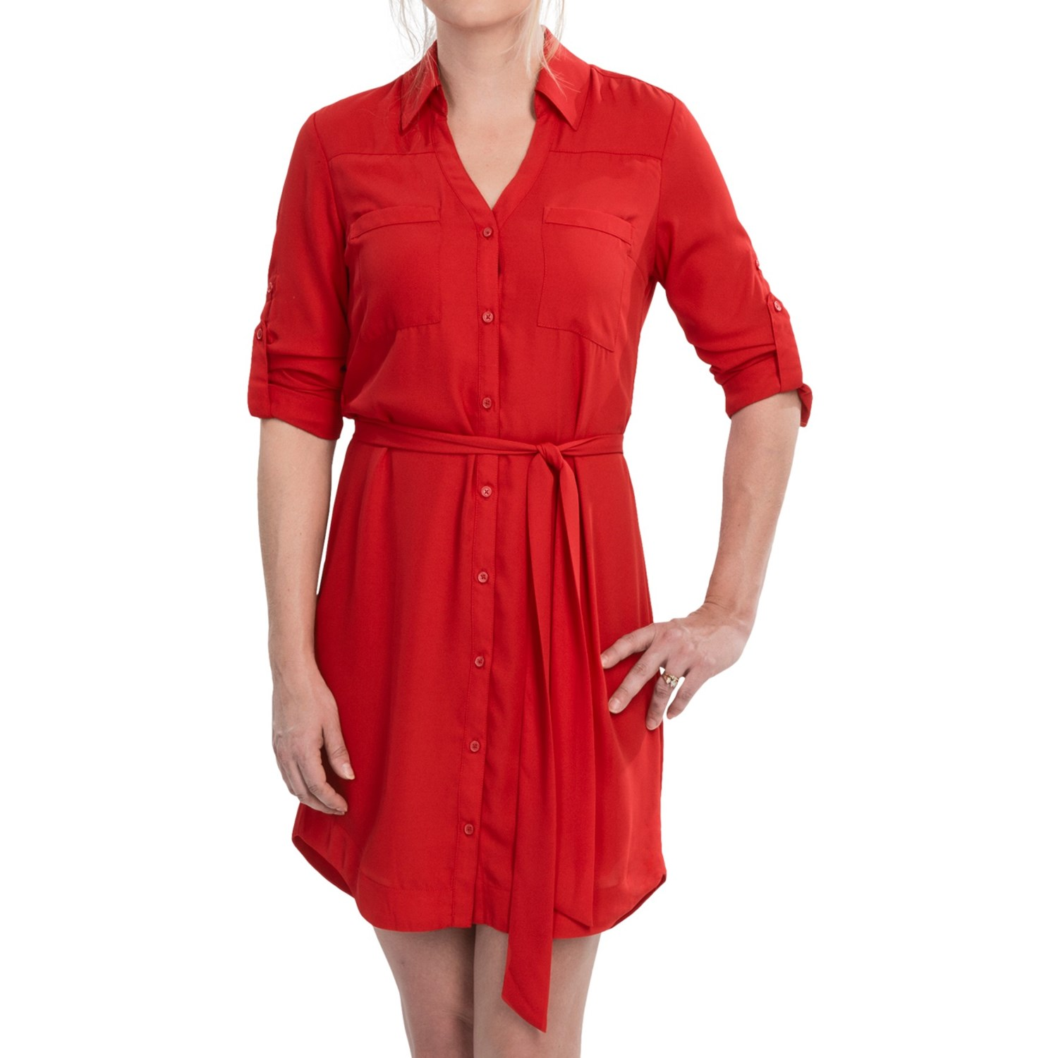 Womens Shirt Dresses