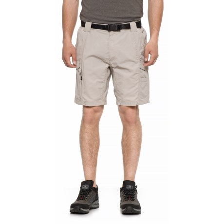 Image of Belted Hiking Shorts - UPF 50 (For Men)