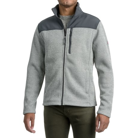 Ben Sherman Function Jacket (For Men) in Heather Grey