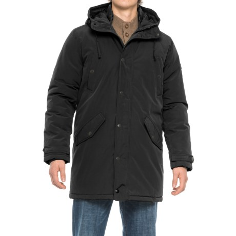 Ben Sherman Long Parka - Insulated (For Men)