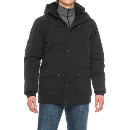 Ben Sherman Original Talson Double-Hood Jacket - Insulated (For Men) in Black - Closeouts