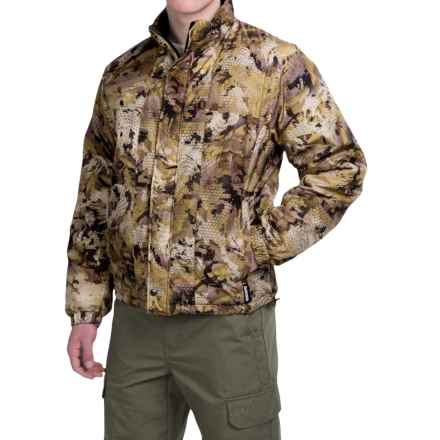 Beretta BIS Optifade® Windstopper® Jacket - PrimaLoft® (For Men) in Optifade Waterfowler Green - Closeouts