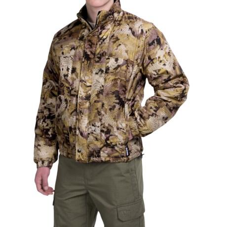 Beretta BIS Optifade® Windstopper® Jacket - PrimaLoft® (For Men) in Optifade Waterfowler Green