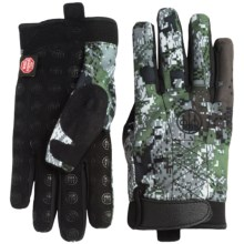 Beretta DWS Plus Windstopper® Gloves (For Men) in Optifade Forest - Closeouts