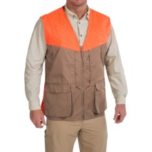 Beretta Front-Loading Cotton Shooting Vest (For Men) in Tan - Closeouts