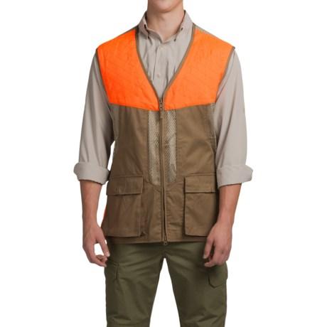Beretta Front-Loading Shooting Vest (For Men) in Tan