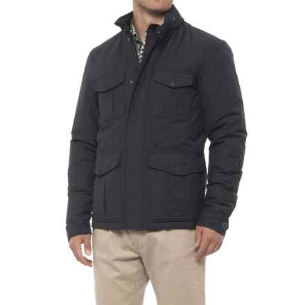 Beretta Padded Field Jacket (For Men) in Blue Navy - Closeouts