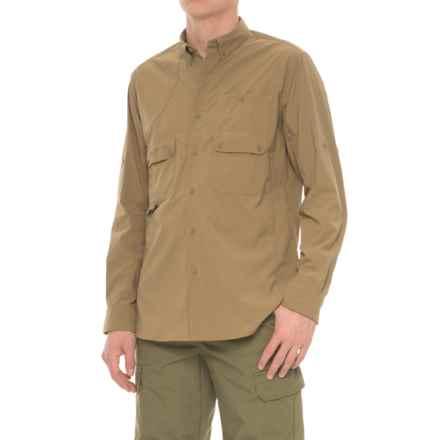 Beretta Quick-Dry Shirt - Long Sleeve (For Men) in Fir Green - Closeouts