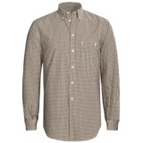 Beretta Rob Cotton Shirt - Long Sleeve (For Men)