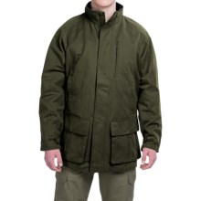 Beretta Silver Pigeon Jacket - Waterproof (For Men) in Hunter Green - Closeouts