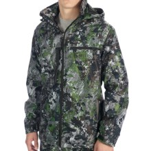 Beretta Stalking Soft Shell Jacket (For Men) in Optifade Forest - Closeouts