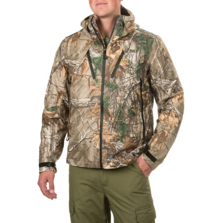 Beretta Take Down Active Jacket - Insulated (For Men) in Apxtra/Camo Xtra