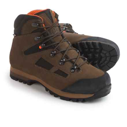 Beretta Trekwalk Gore-Tex® Mid Hunting Boots - Waterproof (For Men) in Tan - Closeouts