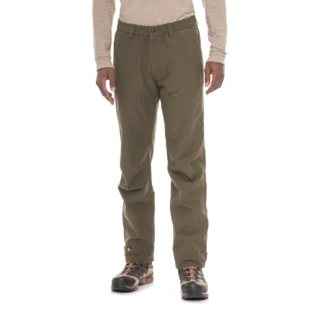 Beretta Two-Layer Shell Pants (For Men and Big Men) in Green