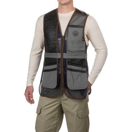 Beretta Two-Tone Clays Vest (For Men) thumbnail