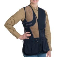 Beretta Uniform Shooting Vest (For Women) in Navy - Closeouts