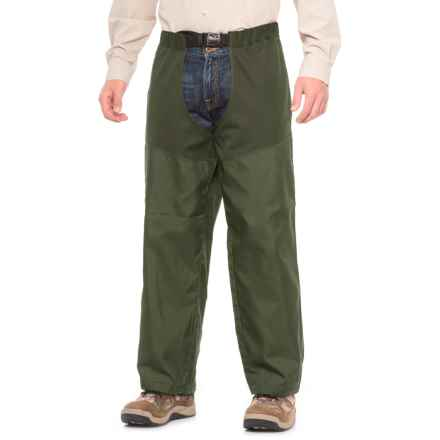 Beretta Upland Cotton Chaps (For Men) in Green - Closeouts