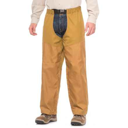 Beretta Upland Cotton Chaps (For Men) in Tan - Closeouts