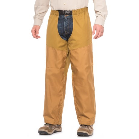 Beretta Upland Cotton Chaps (For Men) in Tan