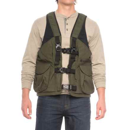 Beretta Upland Game Bag Vest (For Men and Big Men) in Green - Closeouts