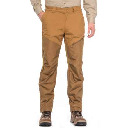 Beretta Upland Ultralight Pants - Cotton (For Men) in Tan - Closeouts