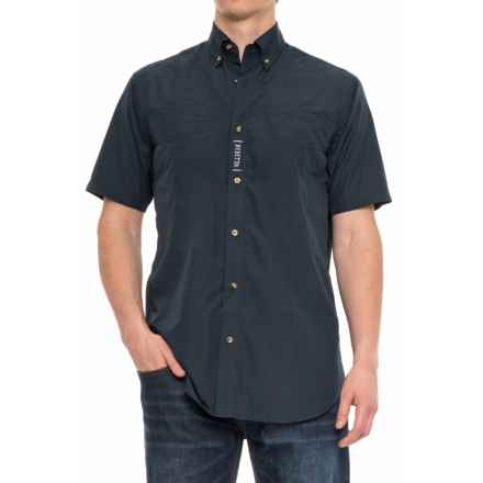 Beretta V-Tech Shooting Shirt - Short Sleeve (For Men) in Navy - Closeouts