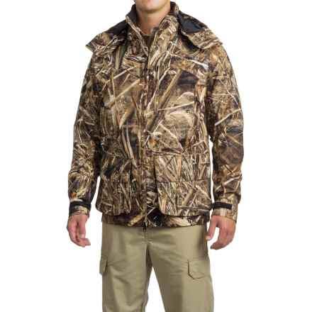 Beretta Waterfowler Max5 Hunting Jacket - Waterproof (For Men and Big Men) in Camo Real Tree Max 5 - Closeouts