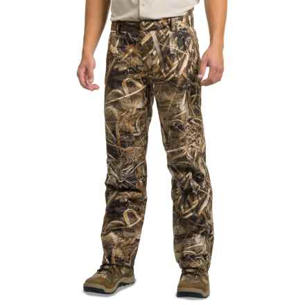 Beretta Waterfowler Max5 Hunting Pants - Waterproof (For Men) in Camo Real Tree Max 5 - Closeouts