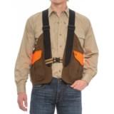 Beretta Waxed-Cotton Strap Vest (For Men)