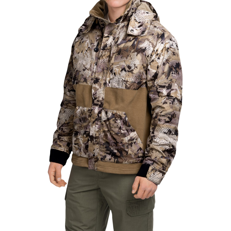 Beretta Xtreme Ducker Fleece Windstopper® Jacket (For Men ...