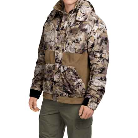 Beretta Xtreme Ducker Fleece Windstopper® Jacket (For Men) in Optifade Marsh - Closeouts