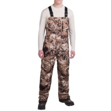 Beretta Xtreme Ducker Gore-Tex® Padded Bibs - Waterproof, Insulated (For Men) in Optifade Marsh - Closeouts