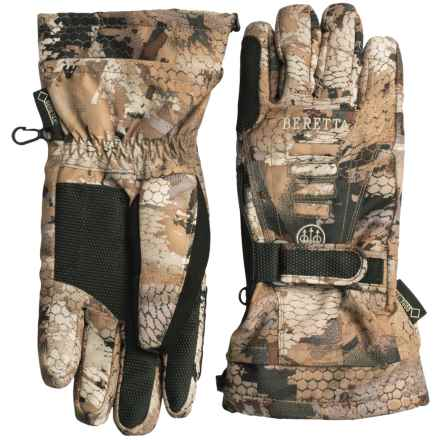 Beretta Xtreme Ducker Gore-Tex® Thermore® Gloves - Waterproof, Insulated (For Men) in Optifade Marsh - Closeouts