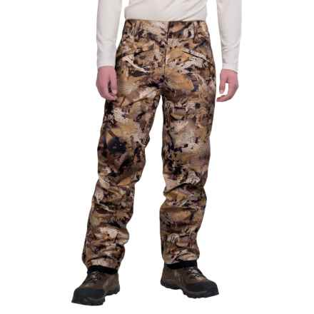 Beretta Xtreme Ducker Light Gore-Tex® Pants - Waterproof (For Men) in Optifade Marsh - Closeouts