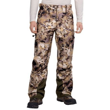 Beretta Xtreme Ducker Soft Shell Windstopper® Pants (For Men) in Optifade Marsh