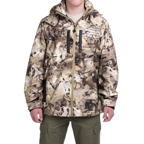 Beretta Xtreme Ducker Windstopper® Soft Shell Jacket (For Men) in Optifade Marsh